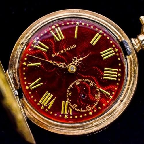 Rockford Grade 160 Pocket Watch Image