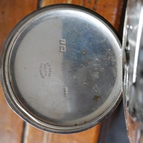 Waltham Grade No. 610 Pocket Watch Image