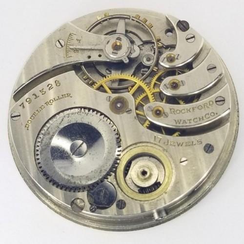 Rockford Grade 330 Pocket Watch Image