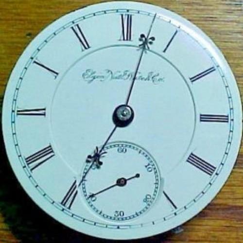 Elgin Grade 70 Pocket Watch
