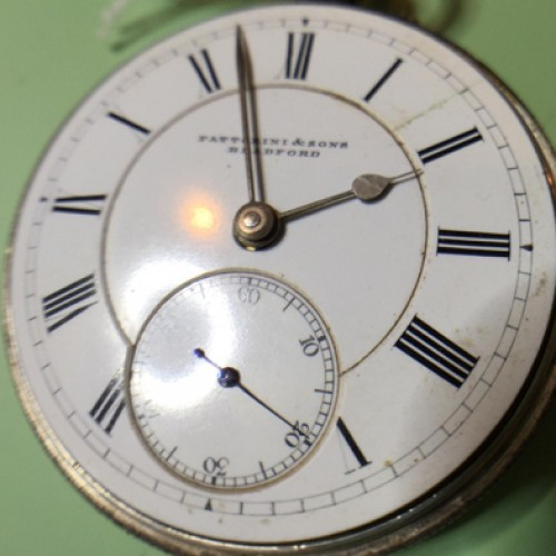 Other Grade Home (Fattorini & Sons) Pocket Watch Image