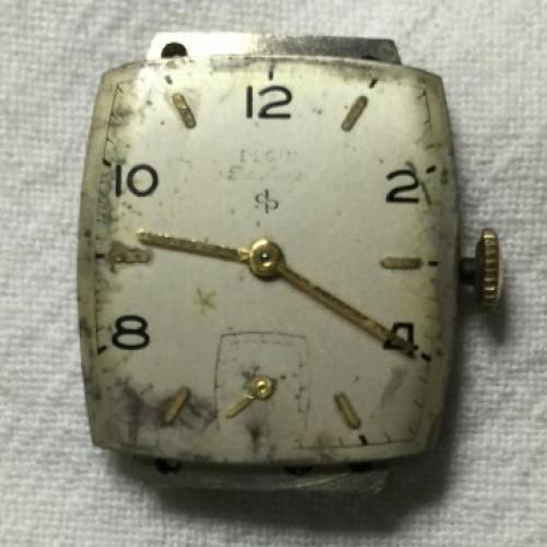 Elgin Grade 558 Pocket Watch Image