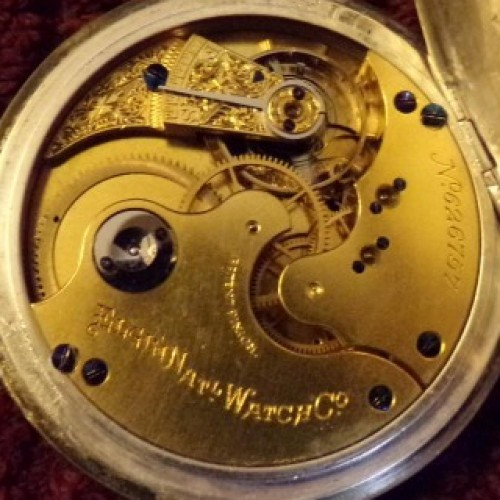 Elgin Grade 2 Pocket Watch Image