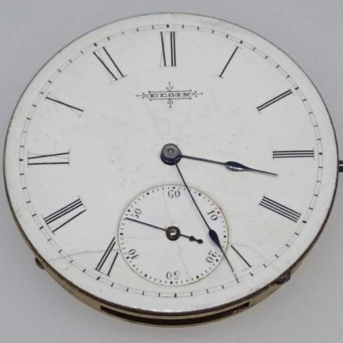 Elgin Grade 64 Pocket Watch Image