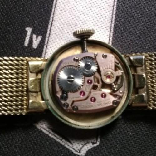 Omega Watch Co. Grade 485 Pocket Watch Image
