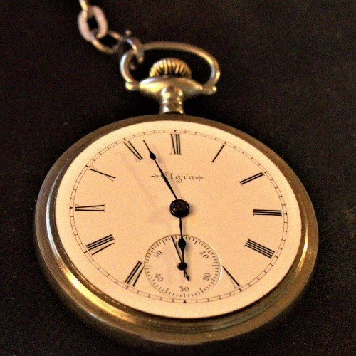 Elgin Grade 172 Pocket Watch Image