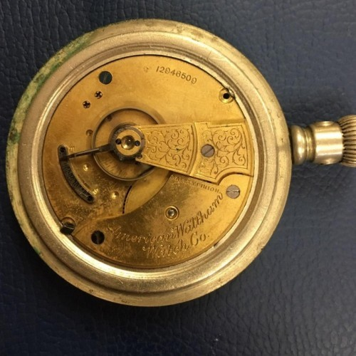 Image of Waltham Sterling #12946509 Movement