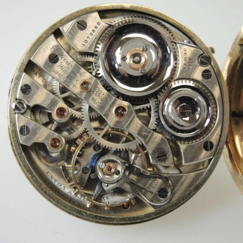 E. Howard Watch Co. (Keystone) Grade Series 5 Pocket Watch Image