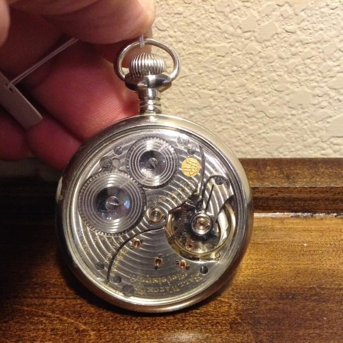 Image of Ball - Waltham Official Standard #B251258 Case