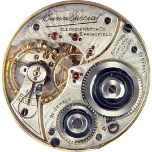Image of Illinois Bunn Special #3961846 Movement