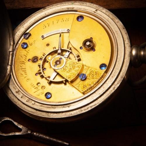 Elgin Grade 56 Pocket Watch Image