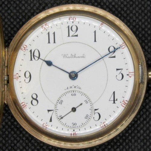 Waltham Grade Assorted Pocket Watch Image