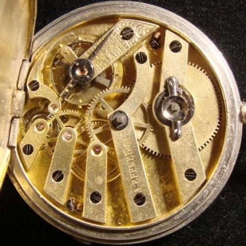 Other Grade A. Eppner & Co. Pocket Watch Image