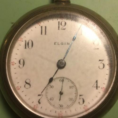 Image of Elgin 294 #13356961 Dial