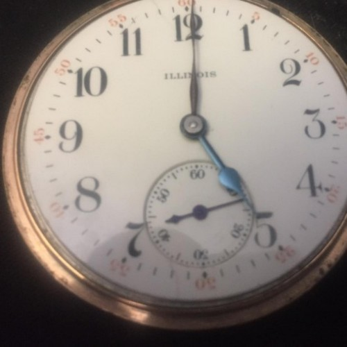 Image of Illinois Bunn Special #4005821 Dial
