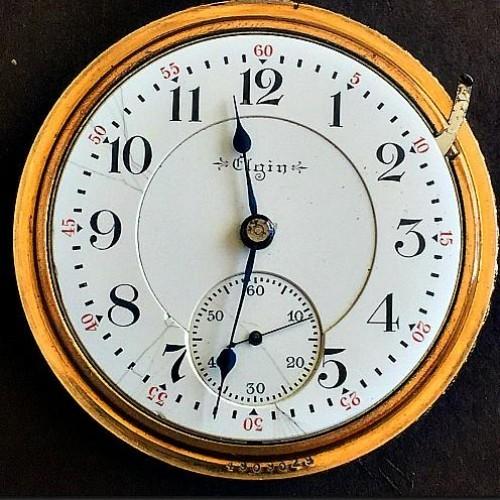 Elgin Grade 239 Pocket Watch Image