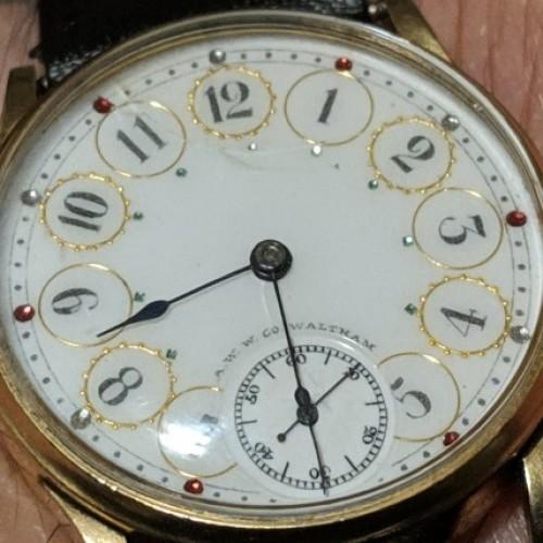 Waltham Grade G Pocket Watch Image