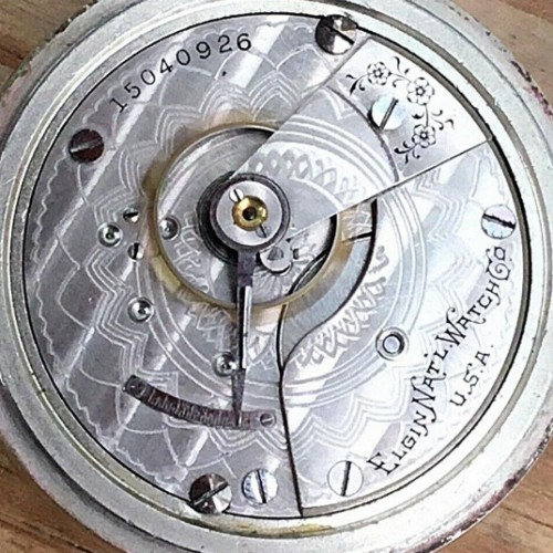 Image of Elgin 288 #15040926 Movement