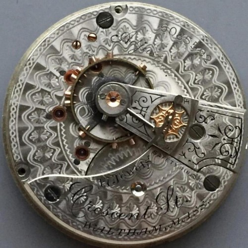 Crescent Watch Case Co Serial Numbers