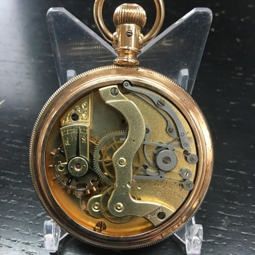 Swiss Generic Grade  Pocket Watch Image