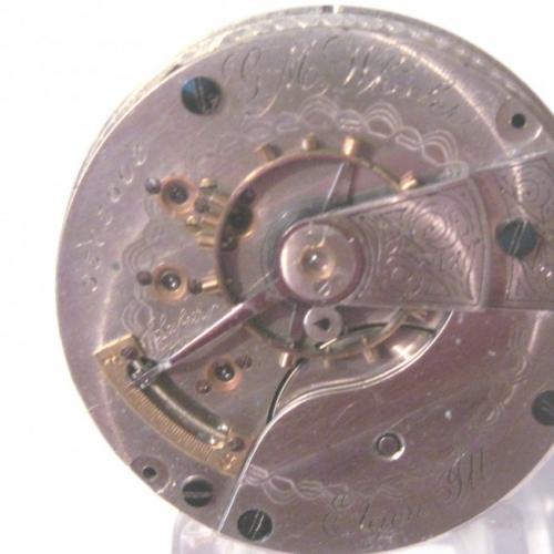 Elgin Grade 44 Pocket Watch