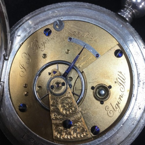 Image of Elgin 55 #250694 Movement