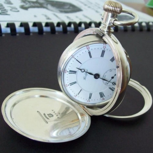 Rockford Grade 101 Pocket Watch Image