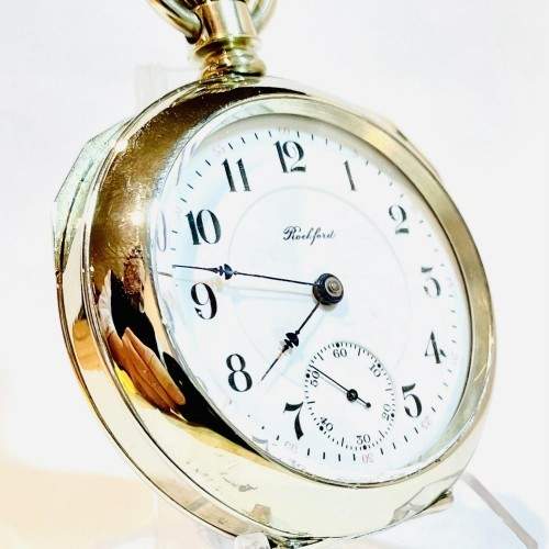 Rockford Grade 925 Pocket Watch Image