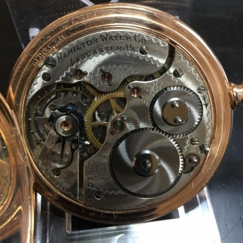 Image of Hamilton 975 #73054 Movement