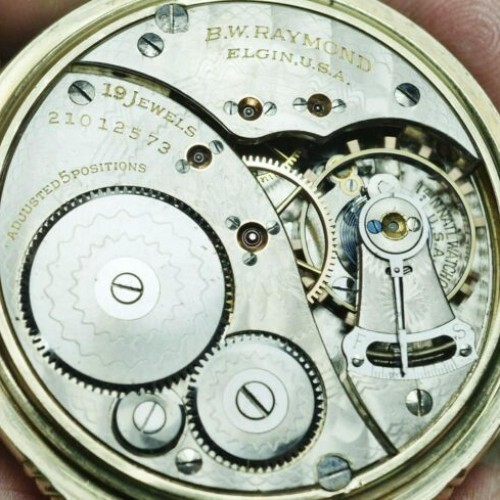 Image of Elgin 455 #21012573 Movement