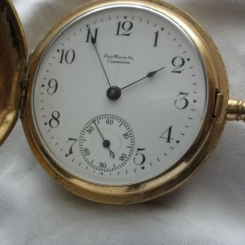 Image of Ball - Waltham Commercial Standard #B218103 Dial