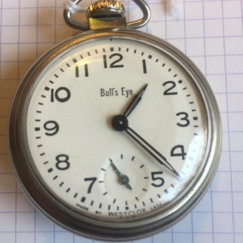 Westclox Grade  Pocket Watch Image