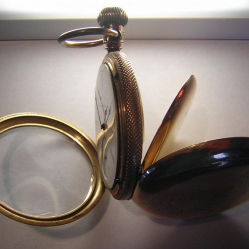 Elgin Grade 50 Pocket Watch Image