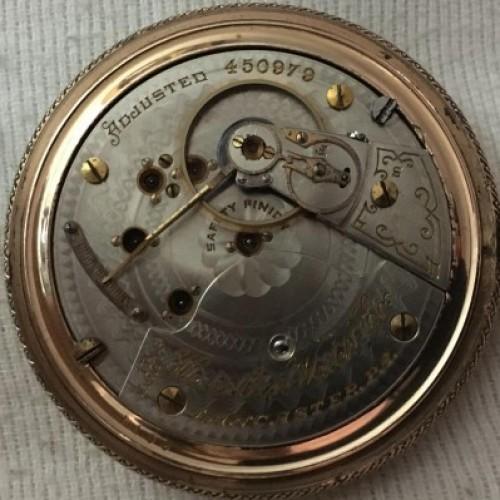 Hamilton Grade 926 Pocket Watch