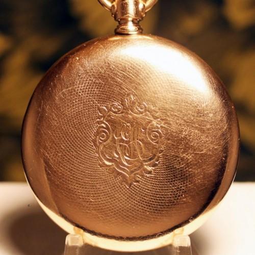Image of E. Howard Watch Co. (Keystone) Series 4 #982293 Case