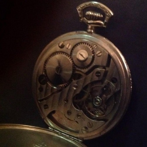 Keystone Standard Watch Co. Grade Unknown Pocket Watch Image