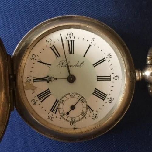 Other Grade Blondel Pocket Watch Image