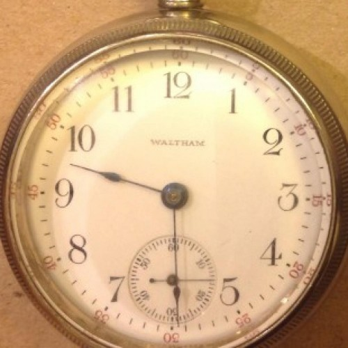 Image of Waltham No. 81 #13882234 Dial