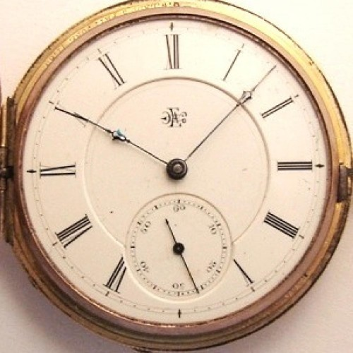 Image of Elgin 23 #50469 Dial