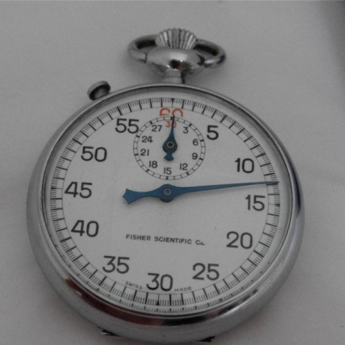 Swiss Imports Grade AOE Pocket Watch Image