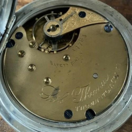 Seth Thomas Grade 55 Pocket Watch Image
