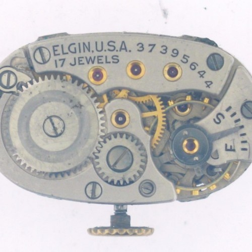 Elgin Grade 533 Pocket Watch