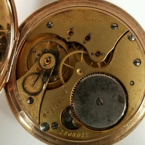 Pocket watch database