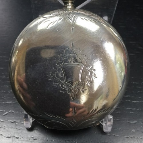 New York Watch Co. Grade Geo Sam Rice Pocket Watch Image
