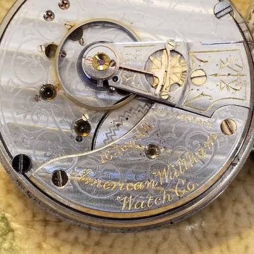 Waltham Grade Special Pocket Watch Image