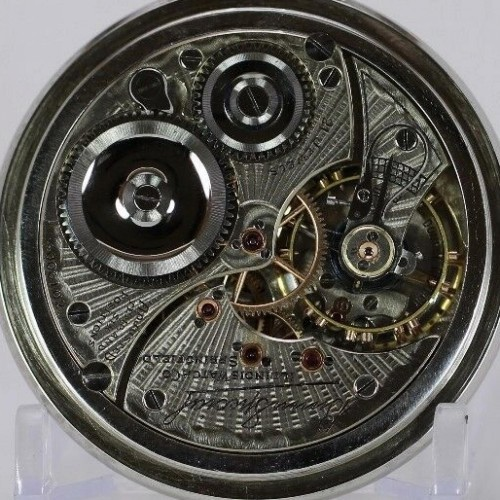 Image of Illinois Bunn Special #4006102 Movement