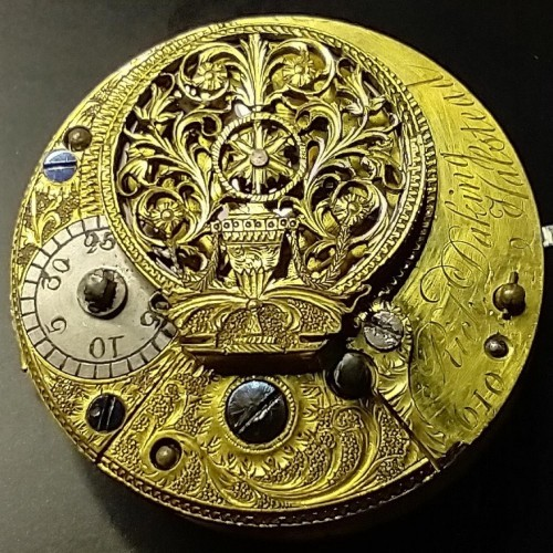 Other Grade Verge - Rich Daking Pocket Watch Image