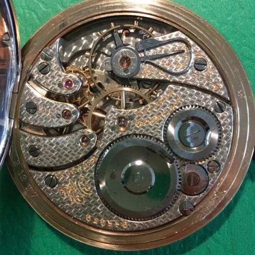 Rockford Grade 515 Pocket Watch Image
