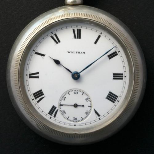 Waltham Grade No. 1 Pocket Watch Image