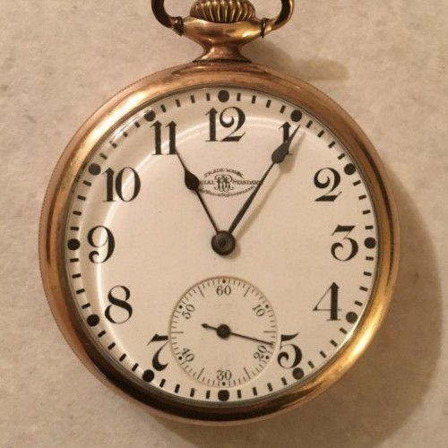 Image of Ball - Waltham Official Standard #B262758 Dial